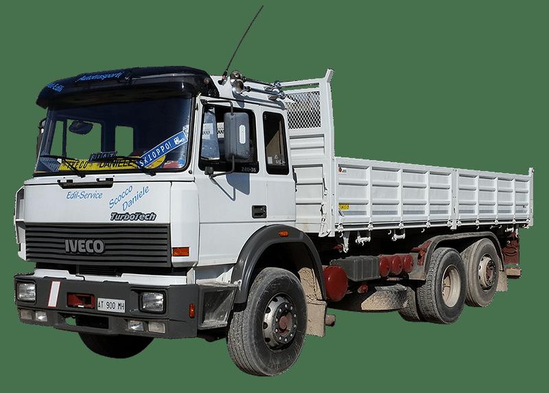 camion slider