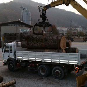 trasporto vendita materiale edile